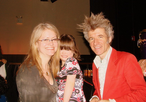 Dan Zanes, Stella and Amy