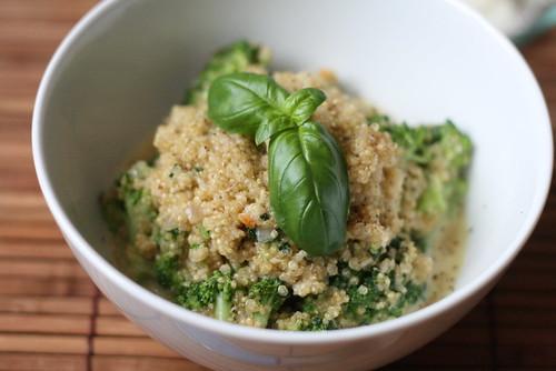 Risotto de quinoa I