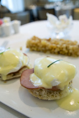 Egg Benedict, Luce, InterContinental San Francisco