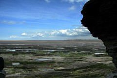 Hilbre Island (Jon Young UK) Tags: sea beach 350d cannon digitalrebelxt westkirby hilbreisland may2008 hillbreisland