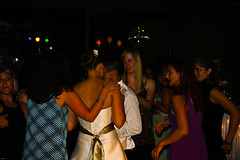 Good Luck Vish (jfravel) Tags: wedding party dinner james bo alison kron vish nuptual yehm