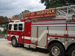 Norfolk (VA) Fire and Paramedical Services (Vladimir-911) Tags: rescue station truck fire one virginia norfolk aerial equipment va e vehicle ladder emergency department firefighters appliance services apparatus fd eone emergencyone paramedical deptfirefighter