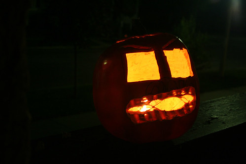 Brandon's Pumpkin