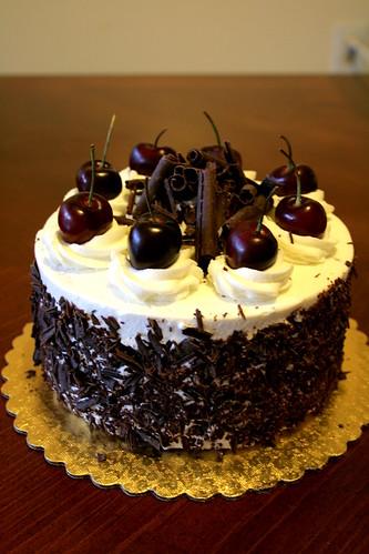 Black Forest Cake 2009 026