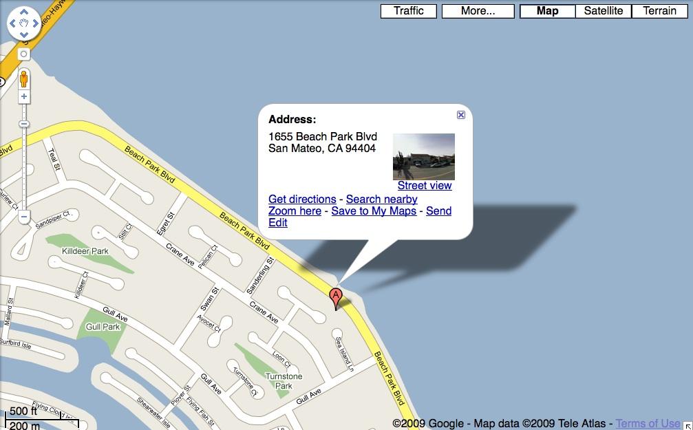 Google View Mikey Arroyo Property