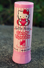 Hello Kitty Strawberry Candy Lipstick (Moon Memento    ) Tags: strawberry hellokitty sanrio collection collections lipstick 2011 hellokittycandy  candylipstick  kandykastle hellokittystrawberry sanriocandy