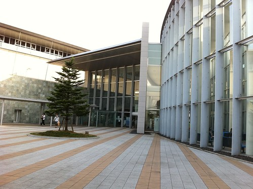 記念総合体育館