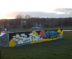 Seb Tors (1genericone) Tags: uk graffiti seb tors