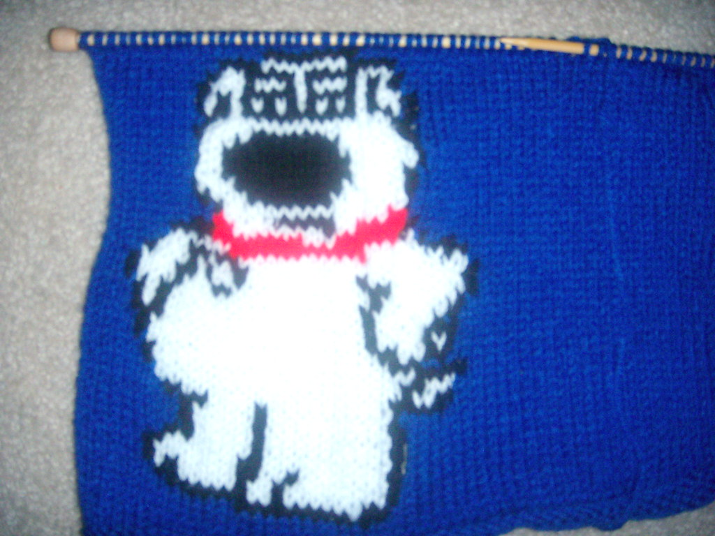 Family Guy Scarf - Brian