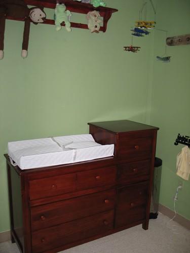 New Baby Dresser