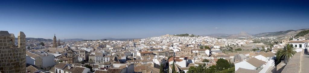 Panoramica de Antequera