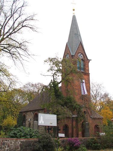 Dorfkirche Großziethen