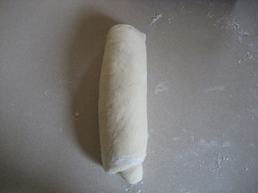 Breadmaking #12: Roll Up