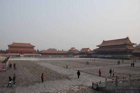 Pekin - Cite Interdite & Tienanmen (64) [480]