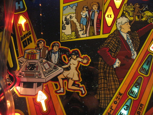 Doctor Who Pinball (3)