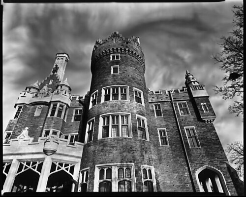 Casa Loma Without A Lens