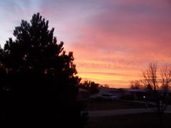 Indiana sunrise (jlohun) Tags: sunrise indiana elkhart