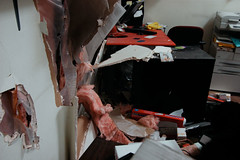 CCC offices smashed by truck-3.jpg