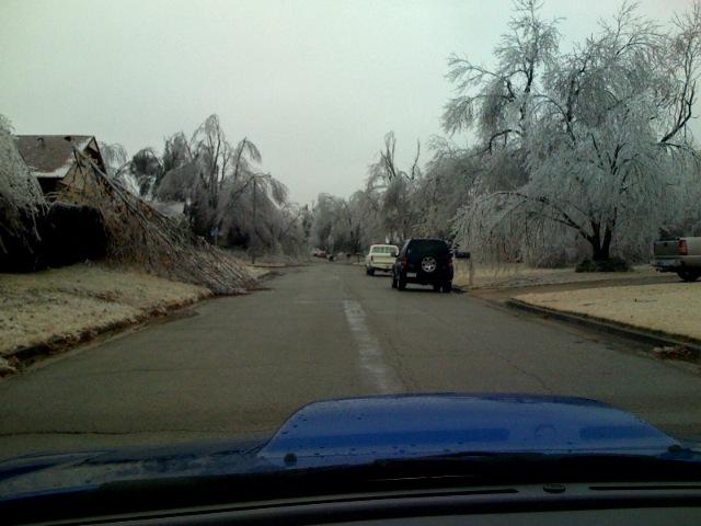 Tulsa Ice Storm