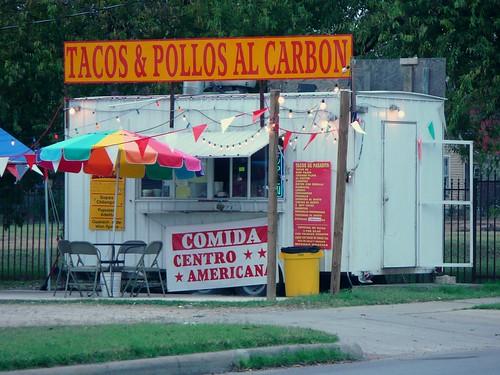 tacos & pollos al carbon