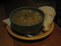 Green Chile Stew (hallock35) Tags: newmexico santafe stew greenchile bluecornbrewery