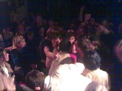 Torsun im Publikum, Erfurt