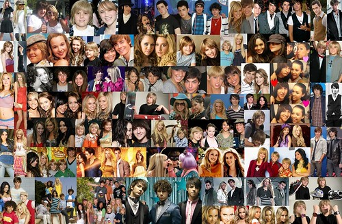 cole, dylan, miley, jonas brothers, zac efron, ashley tisdale,