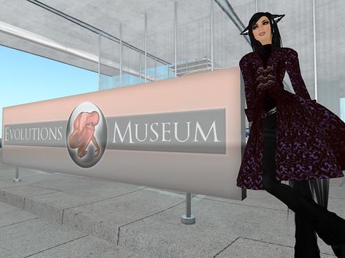 Evolutions Museum - 00