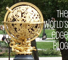 THE WORLD'S EDGE BLOG