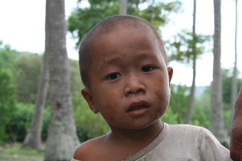 criança Sekotong Lombok