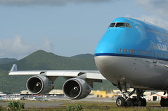 Boeing 747-406 KLM (Ch.H) Tags: blue windows beach st big airport view princess international seats boeing juliana klm maho boeing747 747 sxm 747400 marteen boeing747400 tncm princessjulianainternationalairport aerotagged phbfn cityofnairobi 747406 aero:man=boeing aero:series=400 aero:model=747 aero:airline=klm boeing747406 aero:series=406 aero:msn=26372 aero:ln=969 aero:tail=phbfn aero:airport=tncm