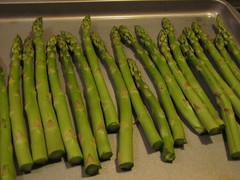 The Asparagus Aphrodisiac