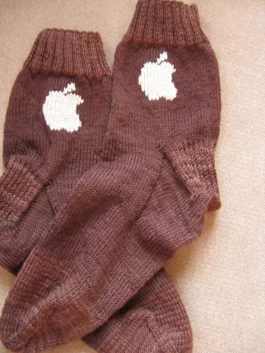 Mac guy socks