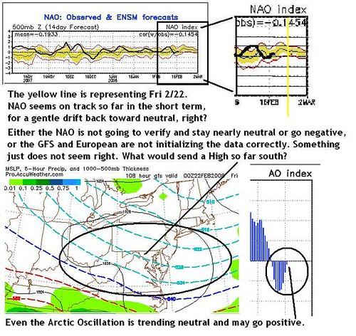 NAO Analysis 2-17-08