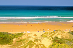 HDRi beach view