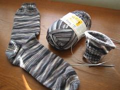 Regia Plain Socks
