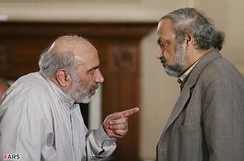 این دو نفر معاون وزیر امور خارجه و سفیر ایران در چین هستند