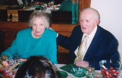 Rose Simmons and Weldon Borland