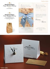 corporate identity for ex-studio (bubbo.etsy.com) Tags: clock bronze bag paper typography corporate photo words letters silk identity boris ribbon letterpress unicorn package kraft logotype folia vignettes selfpromo bubbotubbo bendikov