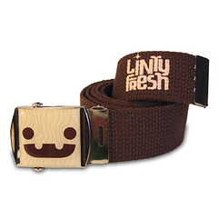 Woodie Canvas Belt!