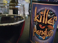 Killer Penguin (infowidget) Tags: ohio beer lakewood 3313 microbrew lakewoodohio killerpenguin buckeyebeerengine