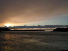 Sunset by the coast II (Bggi) Tags: coast cloudscapes