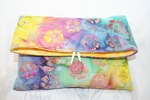 Spring clutch front