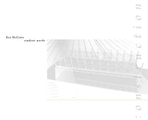 polrakorgeo architecture portfolio cover