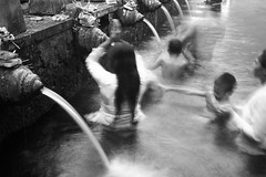 Tirta (Farl) Tags: longexposure bali indonesia bath prayer sacred bathe waters ritual bathing spout spiritual hinduism tirta empul uncropped spouts offerings purification cleansing ndfilter canang gianyar tampaksiring tirtaempul
