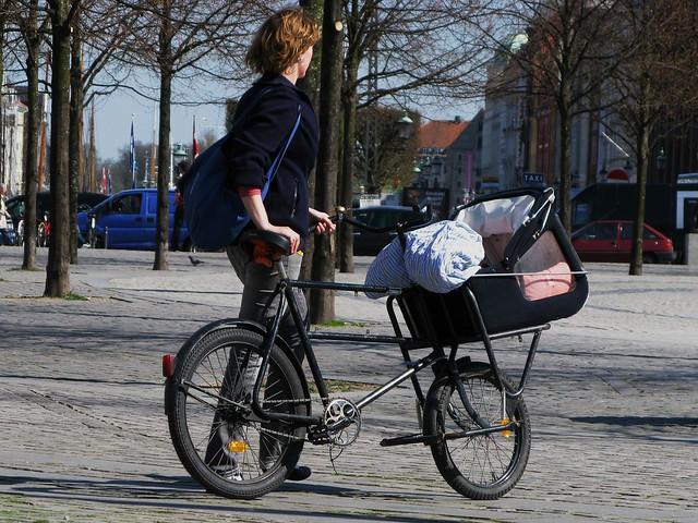 Oh Baby - Copenhagen Transport