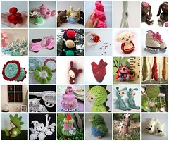May crochet favourites. :o) (TM - the crocheteer!) Tags: pink blue red white bunny green cake coral fdsflickrtoys mosaic crochet rosa dishcloth tm amigurumi organs coralreef lightblue bl vitt rd grn virkkaus towemy tmcrocheteer