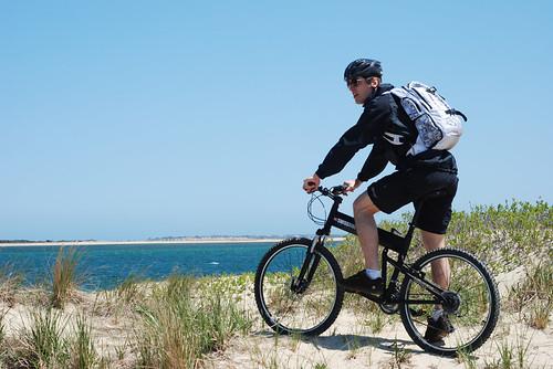 Beach Biking SwissBike