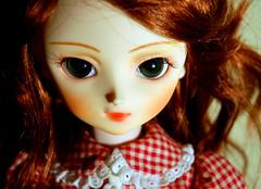 Nono in evening sunshine. (Athanassia) Tags: doll pop sd bjd resin superdollfie volks nono abjd 58cm