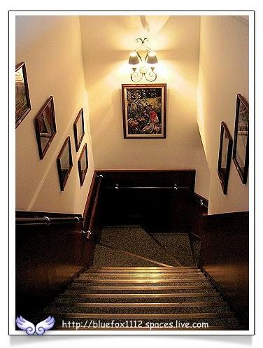 080515明星咖啡館10_3樓往2樓